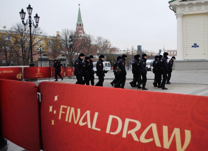 Moscú lista para el sorteo del Mundial Rusia 2018 gettyimages-882606940.jpg