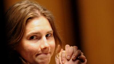 Amanda Knox condenada a casi 30 años de cárcel por corte italiana