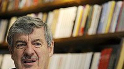 El escritor Gerald Martin habla de Gabriel García Márquez, el objeto de...