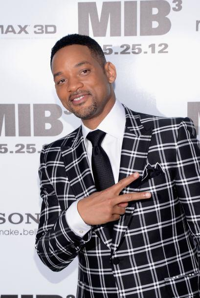 8. WILL SMITH- El actor regresó este verano a la pantalla grande con la...