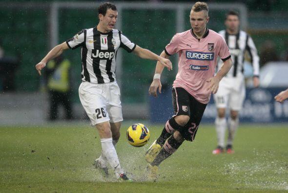 El defensa de la 'Vecchia Signora' lideró a su equipo en la visit...