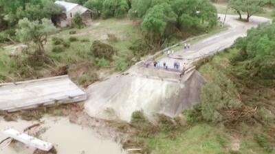 Al menos 6 muertos y 12 desaparecidos por severas lluvias en Texas