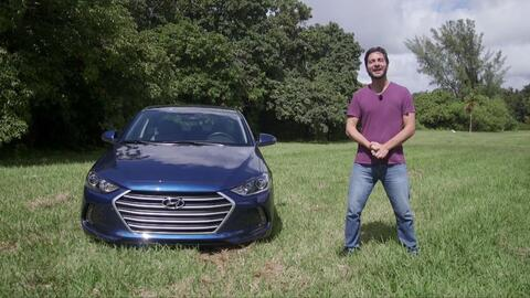 Hyundai Elantra 2017 - Prueba A Bordo Completa