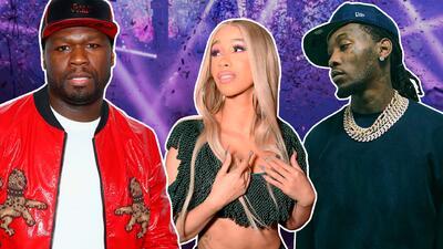El cupido de Cardi B y Offset es 50 Cent y estos mensajes lo demuestran