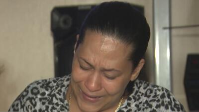 """""""Mataron a mi hijo y me mataron a mí"""", madre de adolescente dominicano apuñalado en Nueva York"""