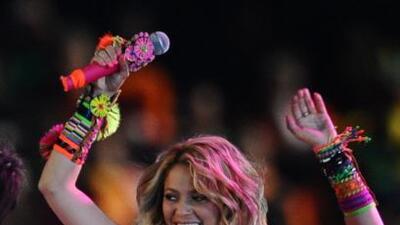 Según la revista Billboard, 'Waka Waka' de Shakira es el mejor tema mund...