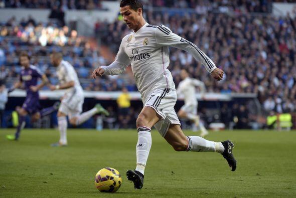 Cristiano Ronaldo, el portugués tuvo un año inolvidable con el Real Madr...