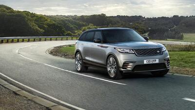 La nueva Range Rover Velar en fotos