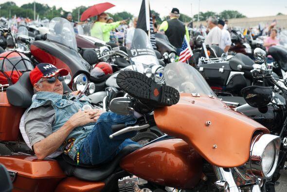 El Rolling Thunder es una de las concentraciones de Harley-Davidson más...