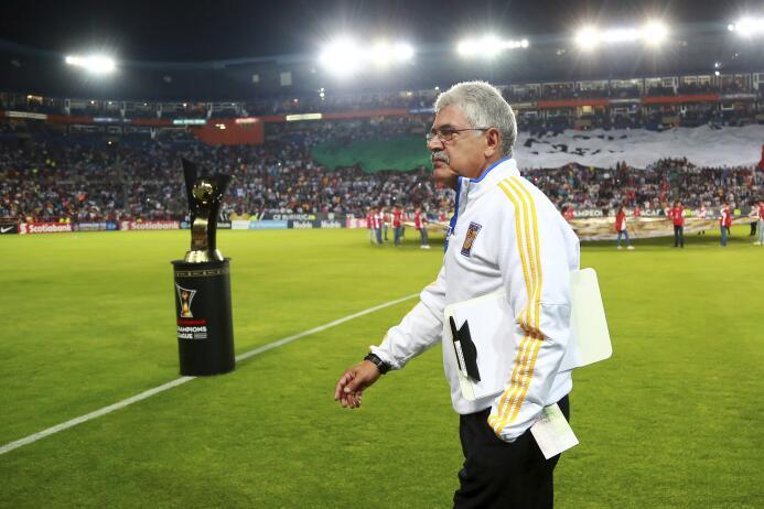 Ricardo 'Tuca' Ferretti, todo un 'tigre' de las finales en el fútbol mex...