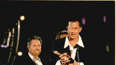 Desde 1998, Raúl de Molina solo ha faltado una vez a la alfombra: aquí su historia en Premio Lo Nuestro