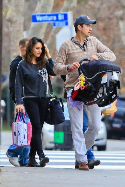 ¡No vaya a ser que la bebita Wyatt vaya a aprender la nueva moda de sus...
