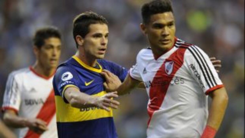 River Plate se llevó el Clásico argentino.
