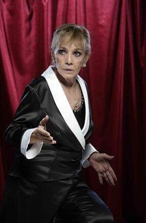 Una actriz premiada y querida por el público.