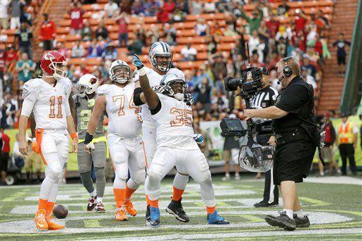 El Pro Bowl 2014 fue uno de los más emocionantes de tiempos recie...