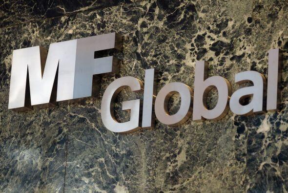 MF GLOBAL - La corredora estadounidense se presentó a la bancarrota a fi...