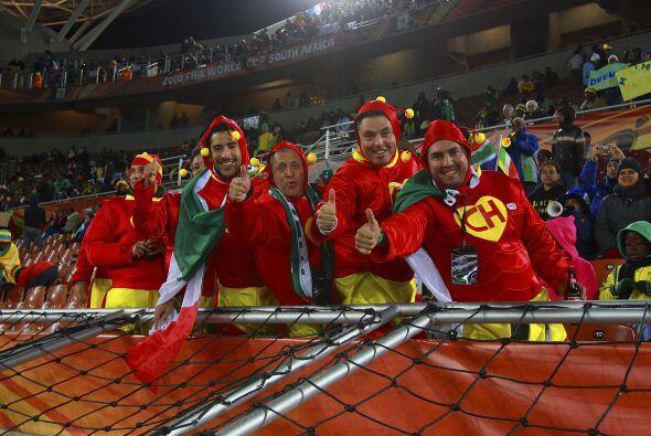 Roberto Gómez Bolaños también se sintió muy feliz de ver estas manifesta...