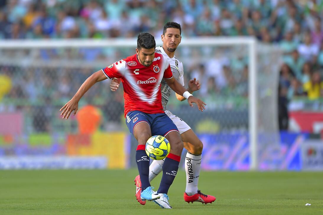 León golea en 20 minutos de gloria Edaurdo Herrera Veracruz y Gillermo B...