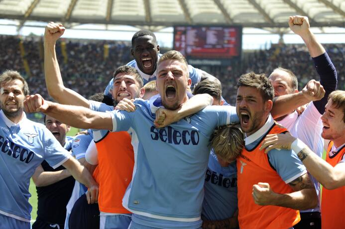 En el historia, la Lazio suma 52 victorias y un total de 186 goles.