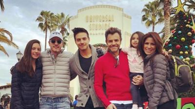 Eugenio Derbez y toda su familia abandonarán las redes sociales