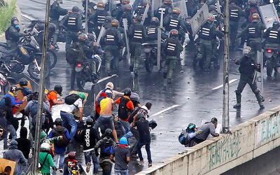 Armas Guardia Nacional Venezuela
