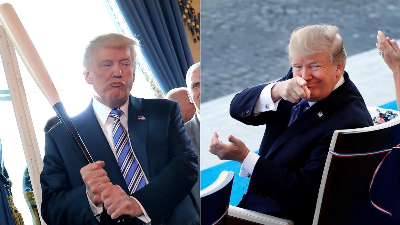 Promo Seis Meses Trump