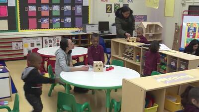 ¿Cuáles son las opciones de educación temprana para niños de 3 años en Nueva York?