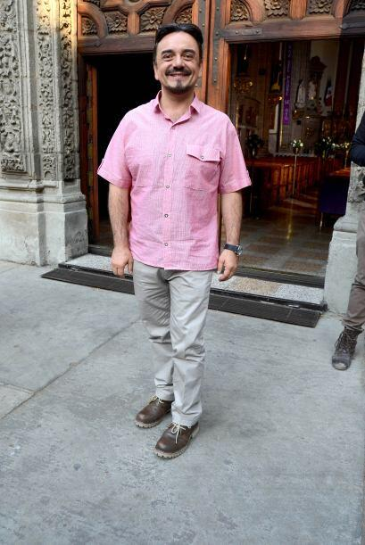 En la telenovela también participa Pierre Angelo.
