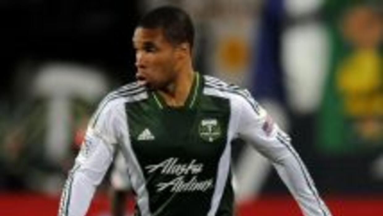 El delantero Ryan Johnson, de los Portland Timbers, es el 'Jugador de la...