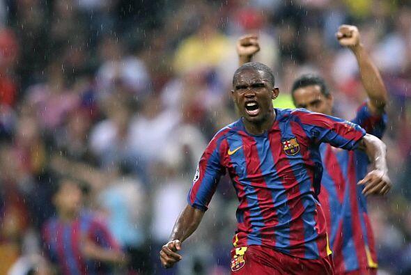 Ese gol le devolvía la esperanza a toda la afición 'culé'.