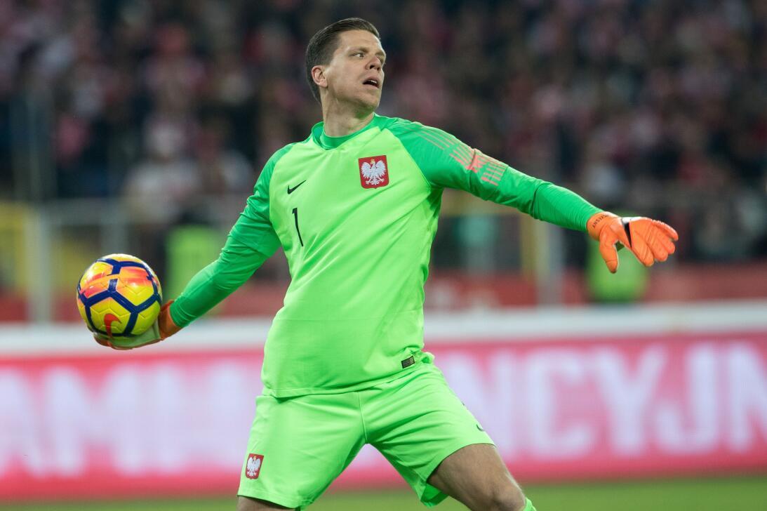 10. Wojciech Szczesny (Juventus - Polonia): 24,6 millones de dólares