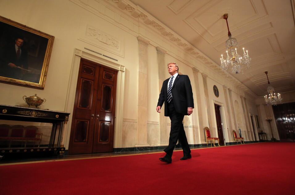Trump Casa Blanca