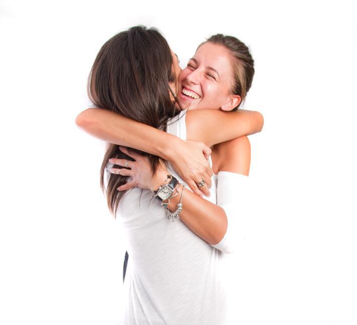 No hay nada que se compare al fuerte abrazo de un ser querido cuando las...