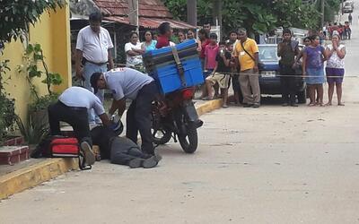 Jornada Violenta en Veracruz deja al menos 16 muertos, entre ellos dos p...