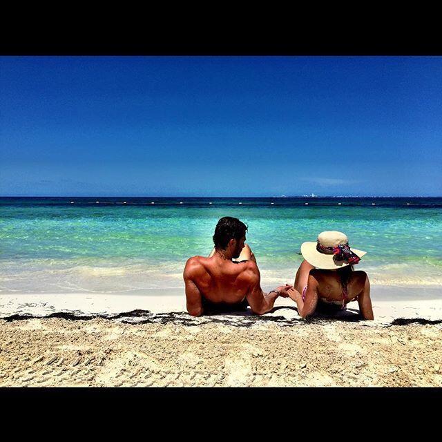 Angelique y Sebastián en Marbella