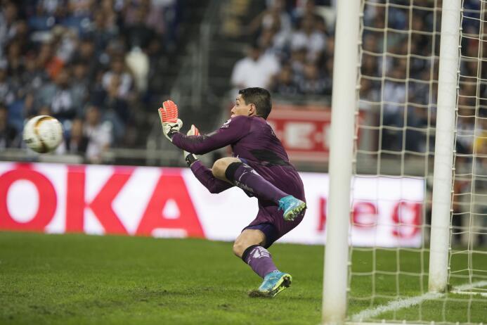 En Fotos: Monterrey golea a Monarcas y la Final Regia es un hecho penal-...