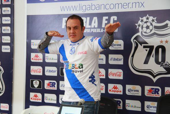 Entre los jugadores que más destacan está Cuautémoc Blanco, el veterano...