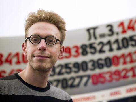 Conoce a Daniel Tammet, un escritor británico que ha logrado una...
