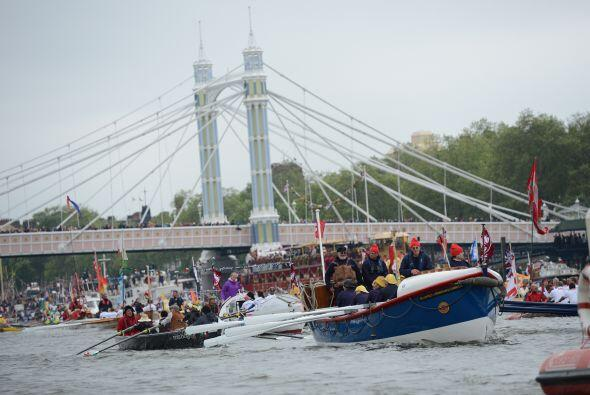350 A'OS- Pasaron 350 años desde que Londres vio por última ocasión un d...