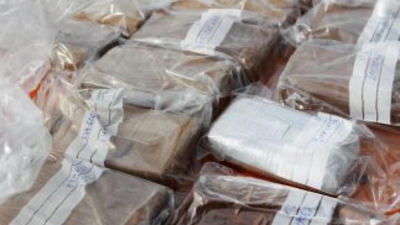 Tráfico de drogas en la frontera México-EU.