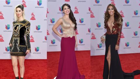 Los mejores y los peores looks de la alfombra roja de los Latin Grammy
