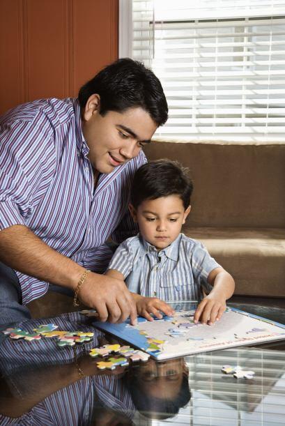 Rompecabezas. Armarlos en familia también puede ser una actividad ideal...