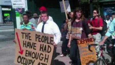 Occupy Atlanta continuará vigente
