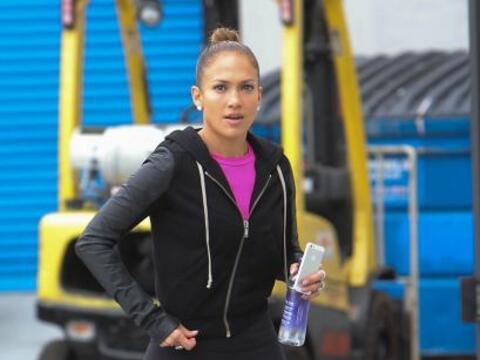 Jennifer López parece que no se toma ni un descanso de su agitada...