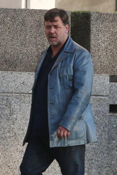 Por cierto, hace unos meses, Russell Crowe comenzó a bajar de peso y a t...
