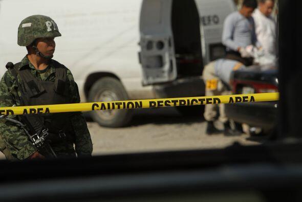 La violencia contra los estadounidenses es igual a la que vivien los mex...
