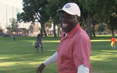 Cómo jugar golf puede impulsar la vida de niños de bajos recursos