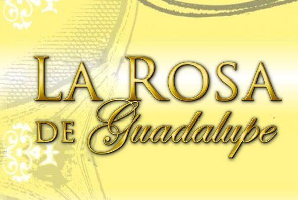 No te pierdas la Rosa de Guadalupe los Martes y Jueves a las 5PM/4C por...
