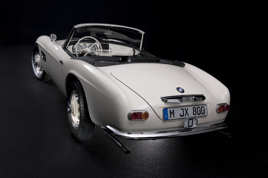 La restauración del BMW 507 1957 de Elvis P90229722_highRes_elvis-bmw-50...