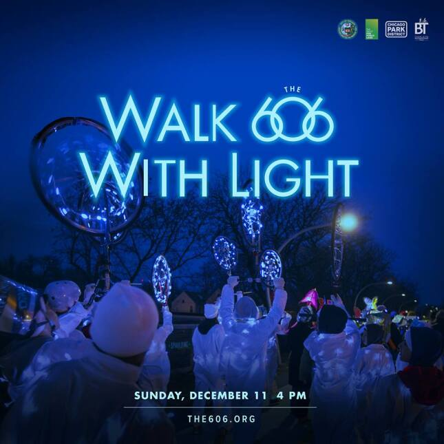Walk with the lights